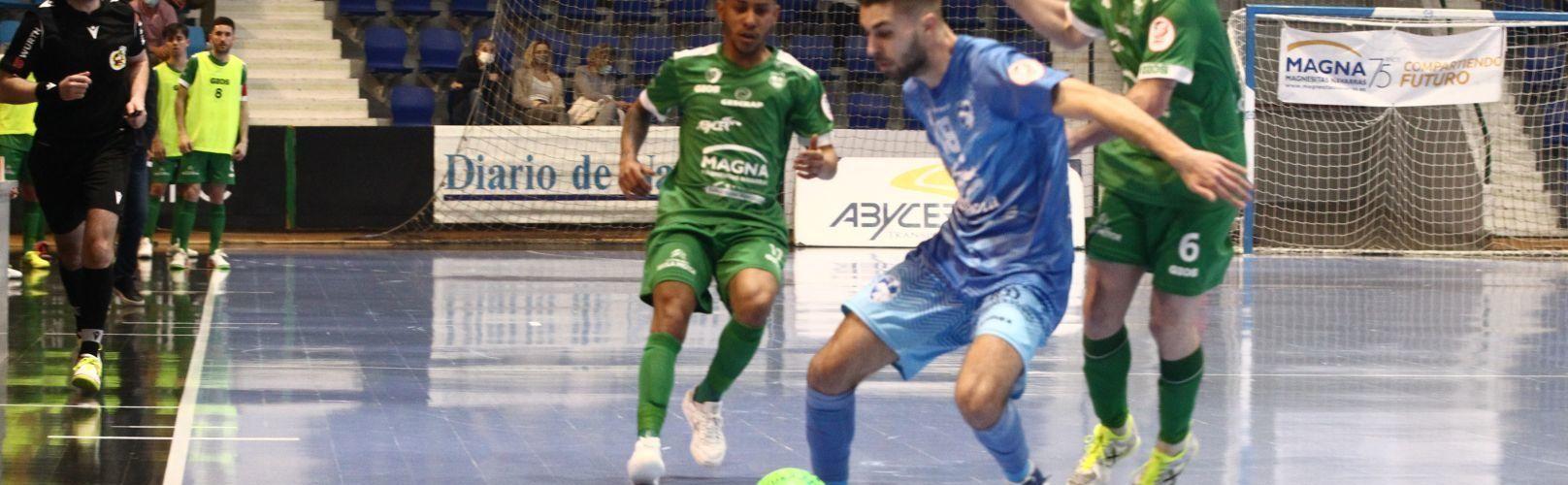 El Peñíscola Globeenergy vuelve a sumar fuera de casa al empatar 1-1 en Pamplona