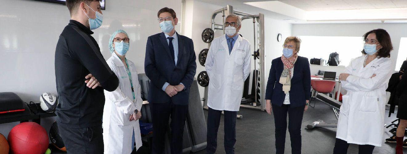 120.000 dosis extra de AstraZeneca para comenzar a vacunar a las personas de 65 años la semana próxima en la Comunidad Valenciana