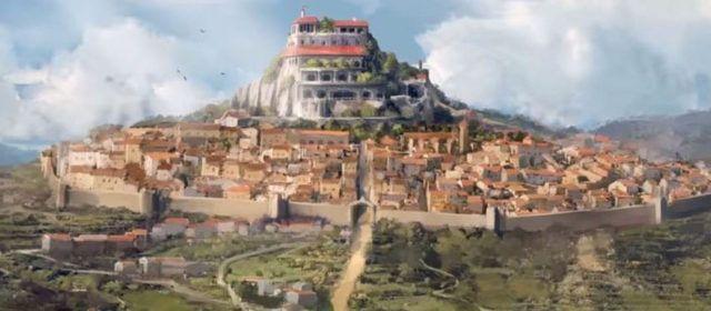 """El Madrid de 1572, """"disfrazado"""" de Morella en un videojuego"""