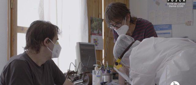"""L'estudi serològic fet a Vallibona, en el capítol 4 de """"Crònica mèdica"""" d'À Punt"""