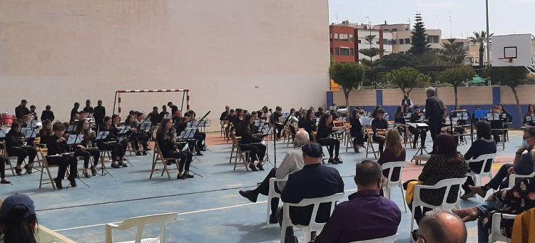 """Doble actuació de l' Associació Musical """"Ciutat de Benicarló"""" per començar el Cicle de Concerts de Primavera"""