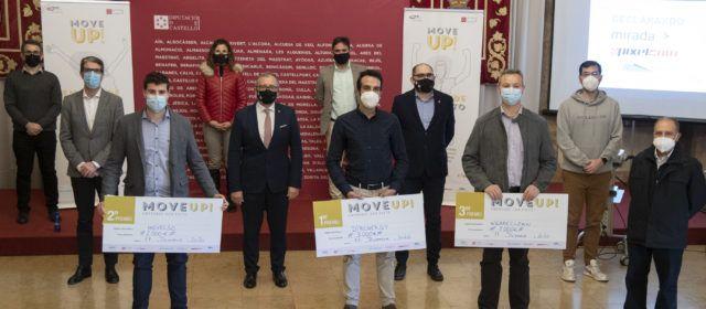 Move Up! Emprén amb èxit' bat el seu rècord malgrat la pandèmia, amb 54 candidatures de projectes d'emprenedoria de 19 localitats