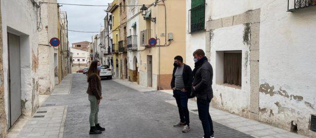 El Ayuntamiento de Sant Jordi finaliza las obras para mejorar todos los servicios de la calle Sant Josep