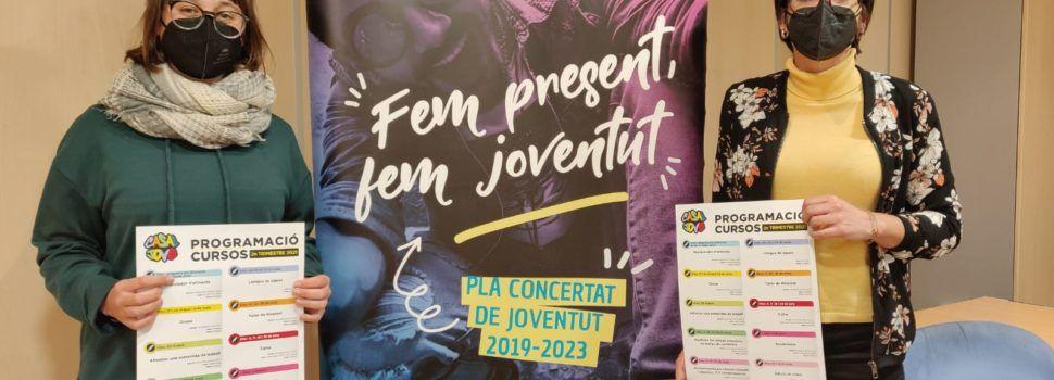 Joventut presenta la nova programació del Casal Jove