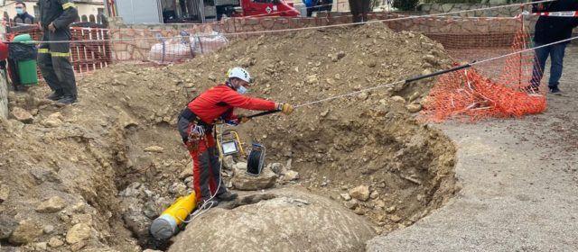 Castellfort recupera un pou abandonat durant la Guerra Civil Espanyola