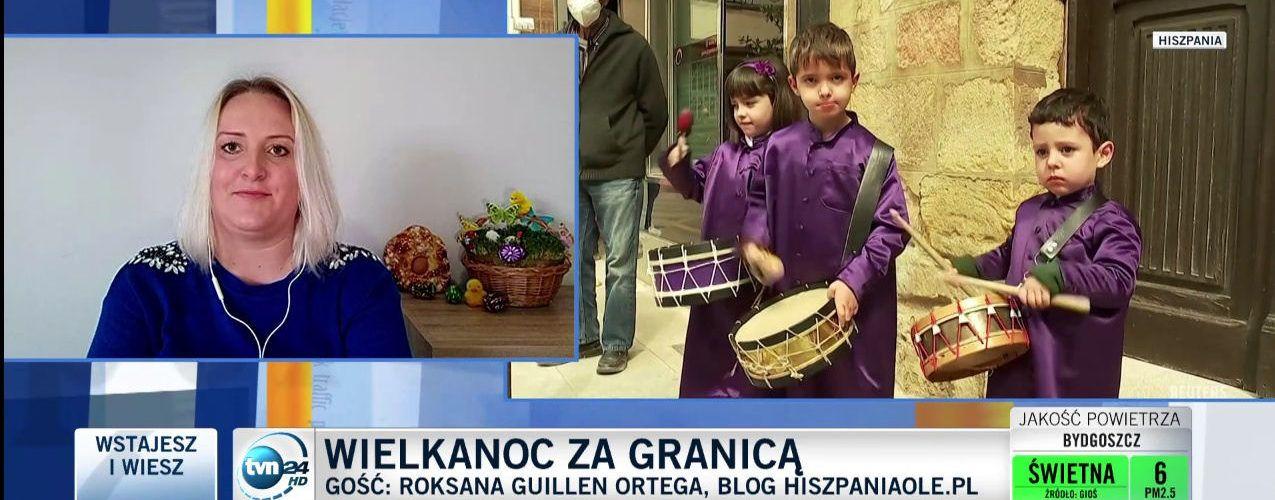 La Pascua valenciana, contada a los polacos desde Vinaròs