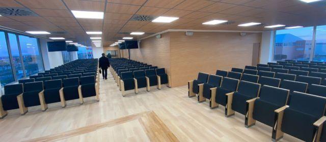 El COMCAS abre el lunes su nueva sede en la Avenida del Mar, 48