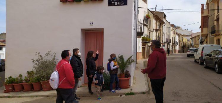 Èxit de les visites guiades amb degustació gastronòmica de Tírig