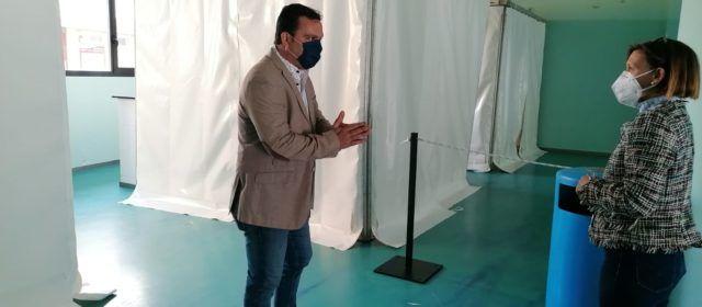 L'Ajuntament de Peníscola comunica a Salut Pública que ja disposa de l'Edifici Sociocultural per a procedir a la vacunació massiva