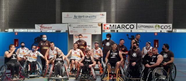 El BCR CEM L'H – AFANIAD Vinaròs, mejor equipo valenciano de la 2ª División Nacional