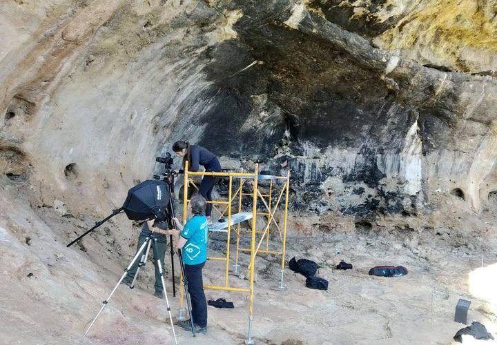 Nou projecte d'investigació per a la catalogació, recuperació i conservació de les pintures rupestres d'Ulldecona