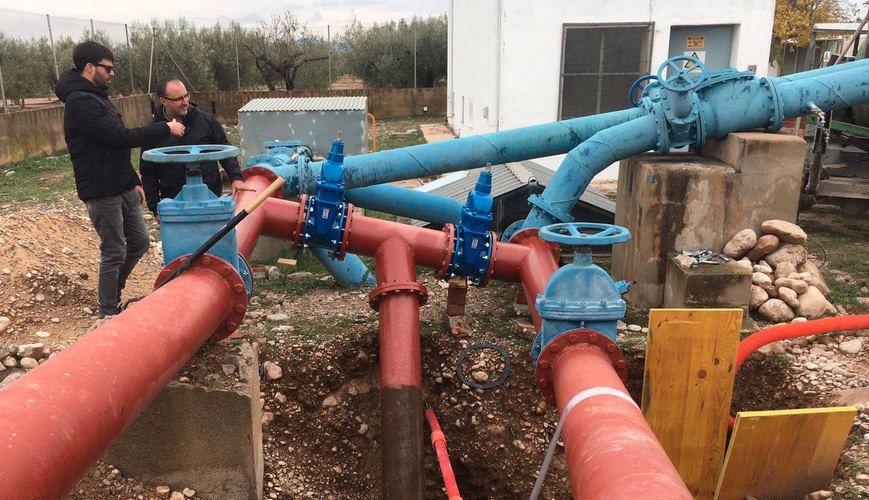 Vinaròs prorroga el contrato del servicio del agua para plantear mejoras en el modelo de gestión