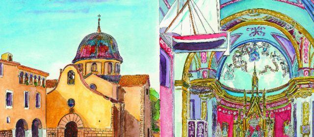 Nou llibre sobre la història d'Alcanar, fet per Núria Prades i Jordi Sancho