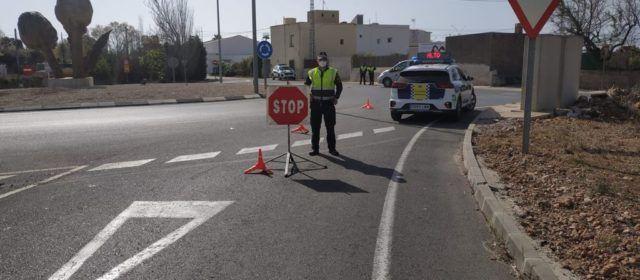 Policia Local de Benicarló posa 20 denúncies per incompliment de les mesures anticovid en l'última setmana