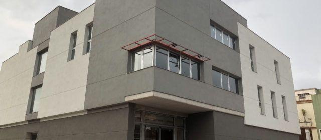 Santa Magdalena millorarà l'entorn de l'Edifici Social a través del Pla Reactivem Castelló