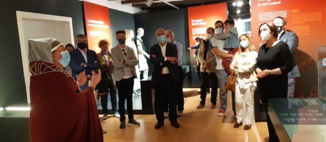 S'inaugura al Mucbe l'exposició «Terra d'ibers», un viatge de 2.500 anys als orígens de Benicarló