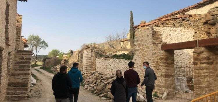 Les Alberedes de Portell: proyecto de alojamientos rurales para recuperar este abandonado poblado