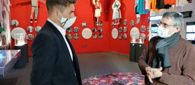 Peníscola avança en el seu projecte de museu etnològic centrat en Les Danses
