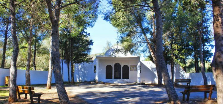 Ben Vist: Ermita de Sant Vicent de Santa Magdalena de Polpis