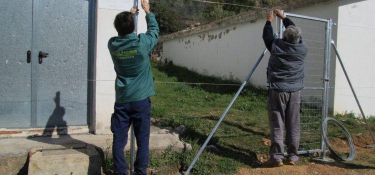 Vallibona protegeix els dipòsits d'aigua