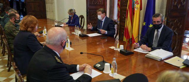 La Generalitat insta a los alcaldes de zonas turísticas a extremar la vigilancia para asegurar el cumplimiento de las medidas frente a la covid