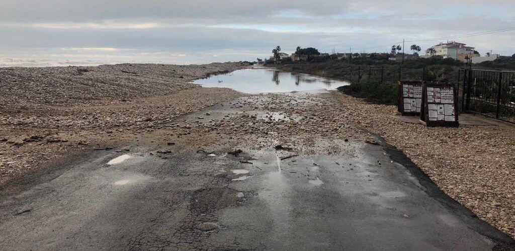 L'Alcalde d'Alcalà-Alcossebre sol·licita que fons europeus de recuperació puguen destinar-se a la regeneració i protecció del litoral