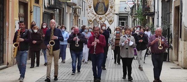 El rosario de la aurora, cada domingo de mayo en Benicarló