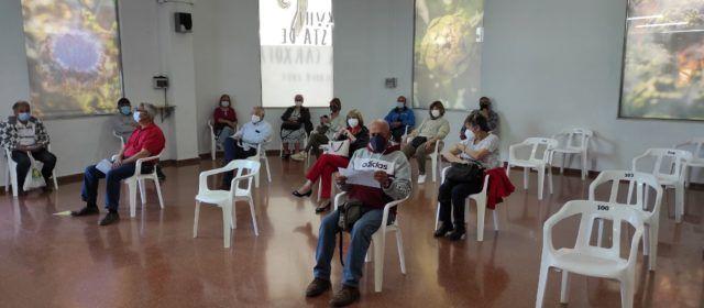 317 dosis de vacunes aquest divendres a la Cámara Agraria de Benicarló