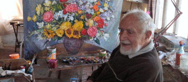 Traspàs de Narcís Galià, fill adoptiu d'Alcanar i director de l'Escola d'Arts Plàstiques durant 25 anys