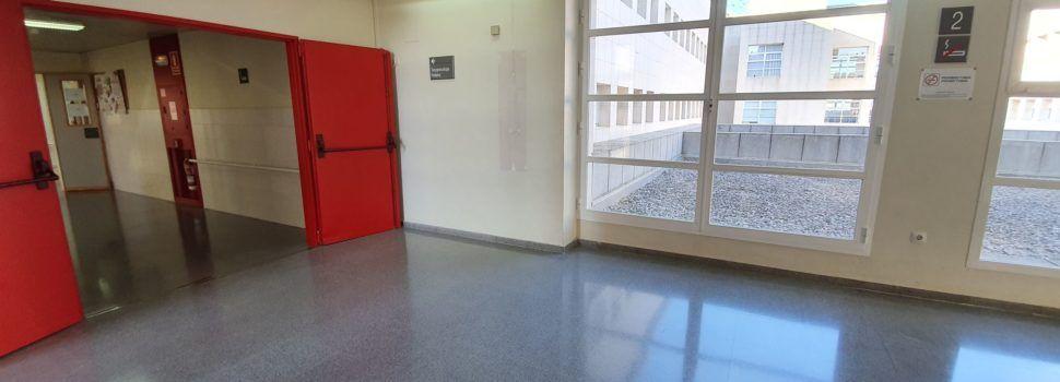 El Hospital de Vinaròs, uno de los 14 valencianos con un máximo de una persona en estado crítico por covid