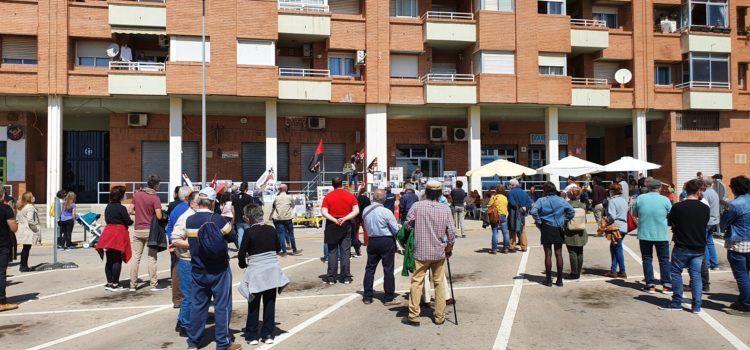 Vídeos i fotos: Primer de maig comarcal a Vinaròs
