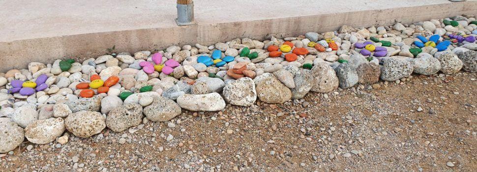 """Fotos: Un altre """"jardinet"""" a la vora de la mar a Vinaròs"""