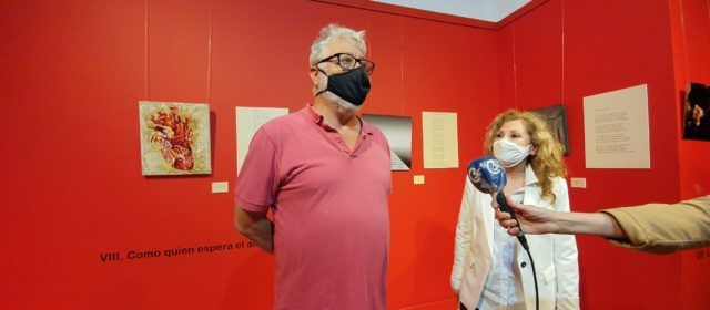 Vídeo i fotos: exposició a Vinaròs en record de Luis Cernuda