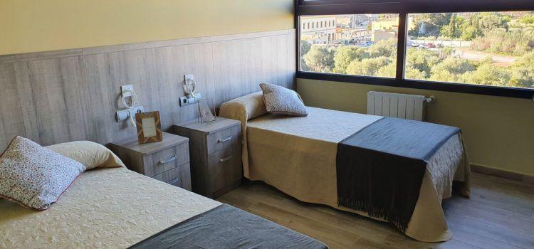 Fotos: visita a la nova residència de Vinaròs