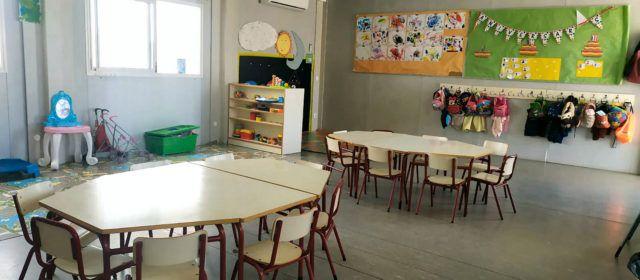 Educació crea 36 noves aules gratuïtes de 2 anys a les comarques de Castelló