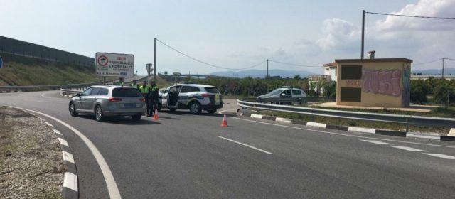 La Policia Local de Vinaròs fa balanç de les tasques de vigilància amb motiu de les restriccions de la Covid-19
