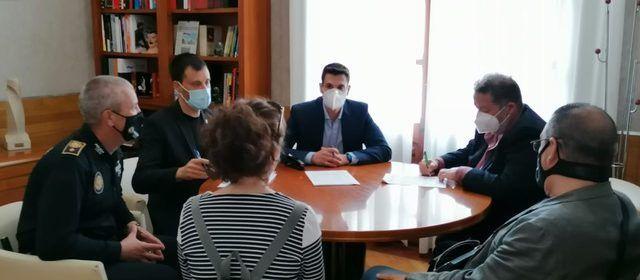 L'Ajuntament de Vinaròs signa un conveni de col·laboració amb l'Associació ESCAN