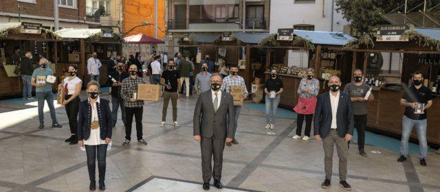 Inaugurada a Castelló la I Fira de la Província 'Castelló Ruta de Sabor', amb participació d'empreses del Maestrat i Els Ports