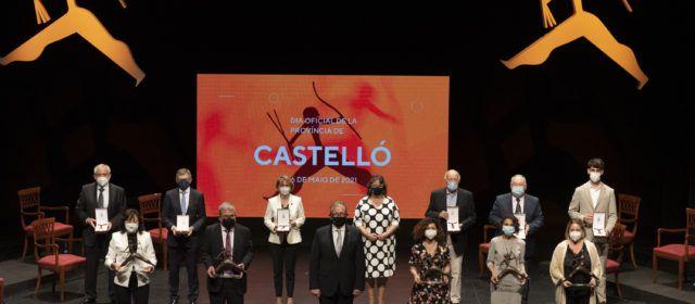 """José Martí enalteix en el Dia de la Província la """"gratitud"""" de tots els castellonencs al treball desenvolupat pel col·lectiu sanitari durant la pandemia"""