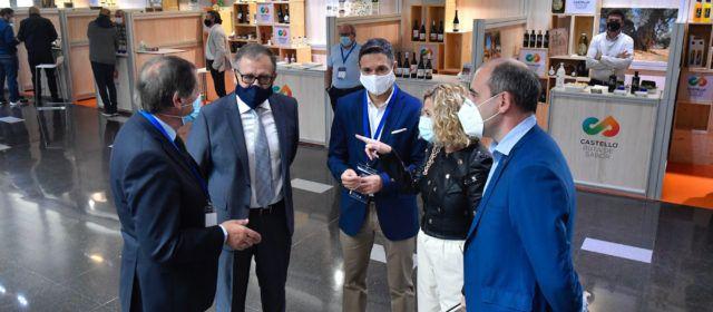 La Diputació de Castelló organitza la primera Fira de Castelló Ruta del Sabor dins del Dia de la Província
