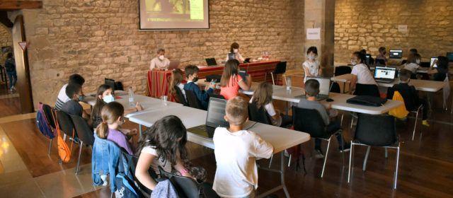 78 alumnes del col·legi de Morella han participat en el campionat nacional de robòtica Amazon Challenge