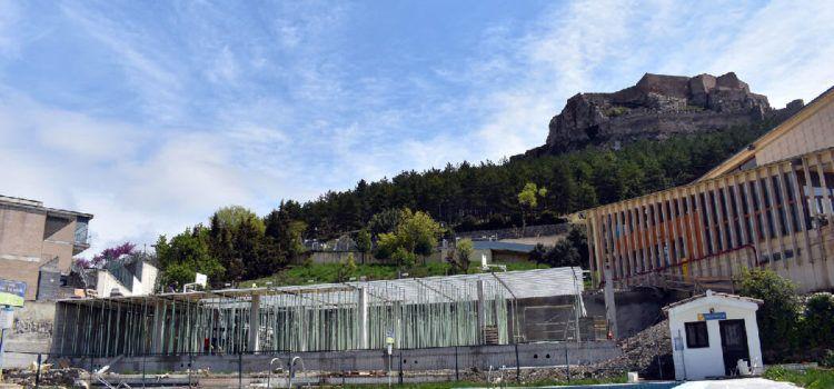 Morella prepara les piscines per a l'estiu
