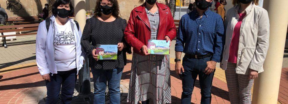 Càlig celebra amb èxit de participació la seua I Fira del Llibre