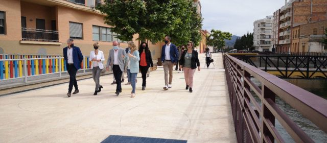 La presidenta Noemí Llauradó visita a Roquetes i a Aldover diverses actuacions de millora realitzades amb la col·laboració de la Diputació de Tarragona