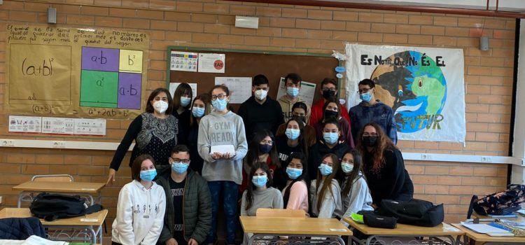 L'IES Leopoldo Querol de Vinaròs, implicat en un projecte sobre TEA amb dos instituts valencians i un alacantí