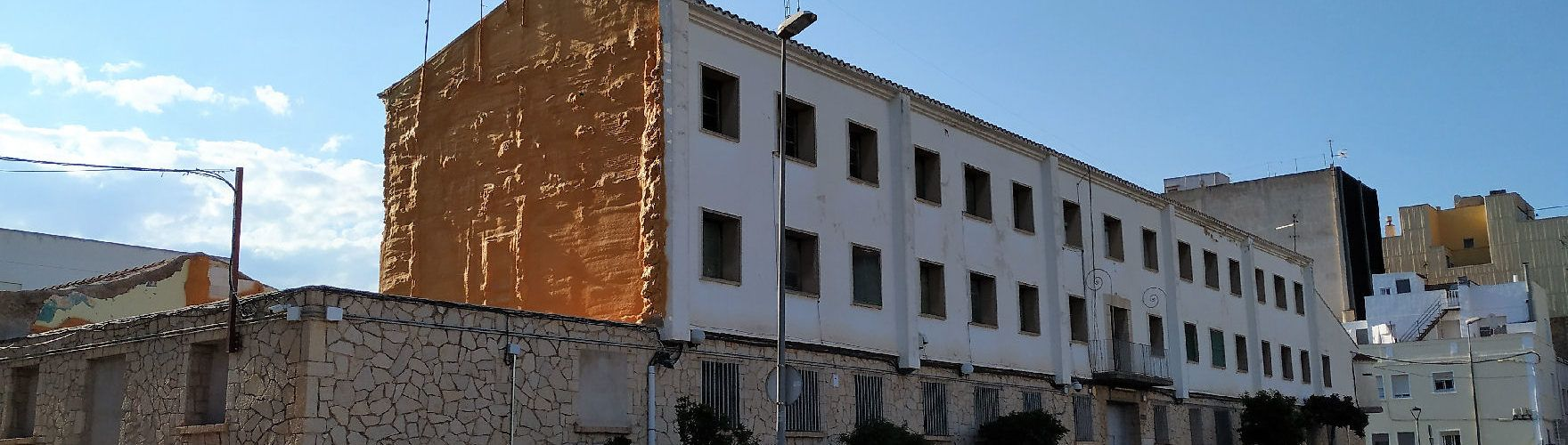 La caserna de la Guàrdia Civil d'Amposta tanca provisionalment