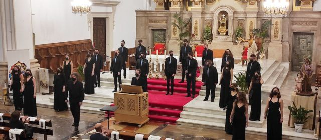 Concert a Benicarló en homenatge a les víctimes de la covid 19