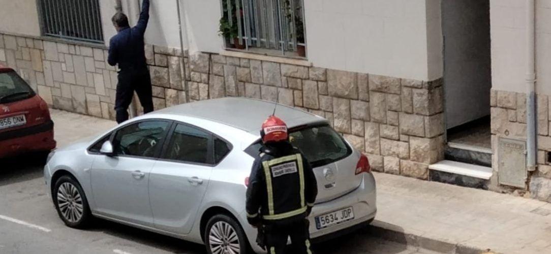 Alerta por olor a gas en una calle de Benicarló