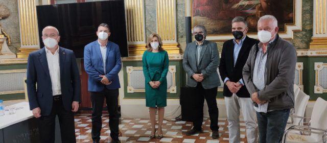 Nou acte de la Diputació de Tarragona en suport a l'oli de les denominacions d'origen protegides de la demarcació