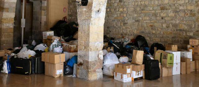 Demà comença a Morella la campanya solidària de recollida de roba